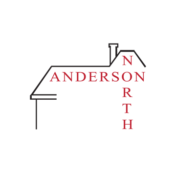 Anderson North Logo white background